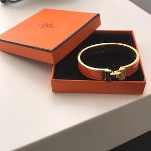 Hermès Clic Bracelet